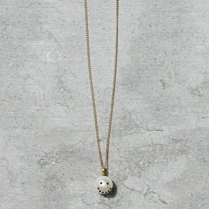 Nektar de Stagni Pearl Pendant Necklace