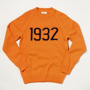 Whitney Biennial Heritage Sweater
