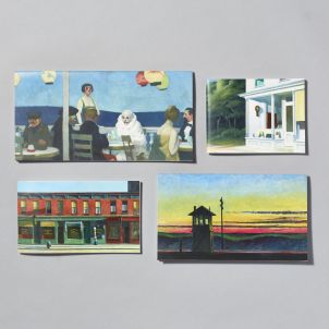 Hopper Notebook Set