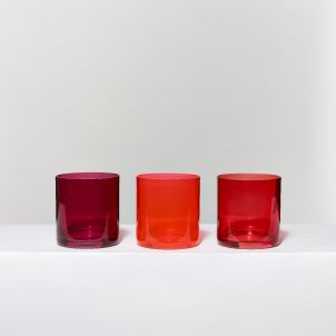 Sunset Votive Set