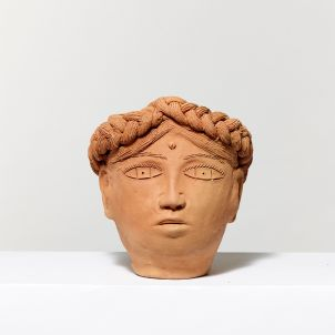 Small Teresita Terracotta Planter