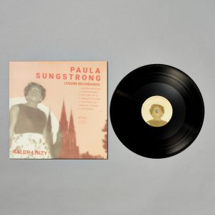 Paula Sungstrong Legend Recordings LP