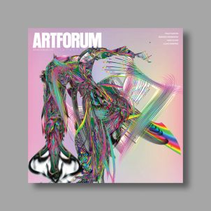 Artforum January/February 2021