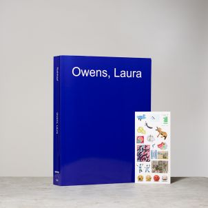 Laura Owens Catalogue- Second Edition