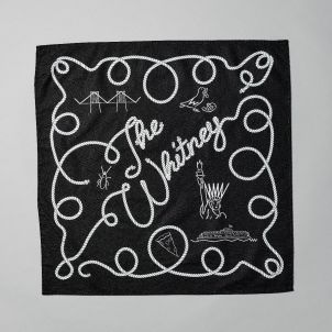 New York Bandana - Black