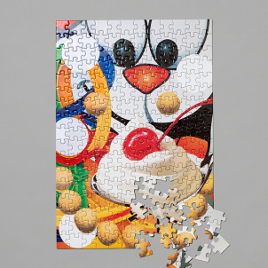 Jeff Koons Loopy Jigsaw Puzzle