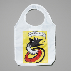 Alexander Calder Save Our Planet Tote