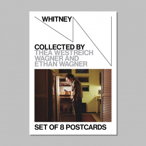 Collected by Thea Westreich and Ethan Wagner Postcard Set/8