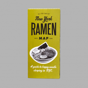New York Ramen Map