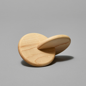 Oloid Wooden Toy