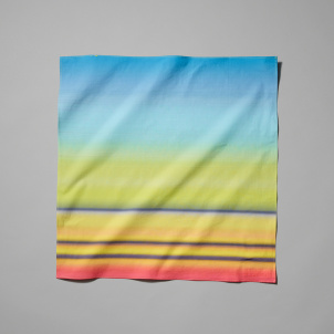 Railroad Sunset Bandana
