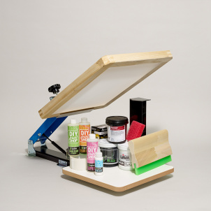 Poster Screen Printing Kit