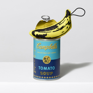 Andy Warhol x Kidrobot Campbell's Soup Can Surprise Box