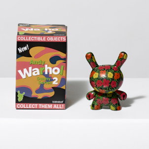 Andy Warhol x Kidrobot Dunny Surprise Box