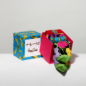 Andy Warhol Sock Gift Box