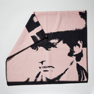 Andy Warhol Dennis Hopper Wool Saddle Blanket