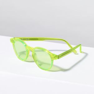 Andy Warhol Iconic Green Glasses