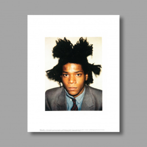 Basquiat, 1982 by Andy Warhol