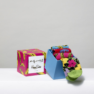 Andy Warhol Kids Sock Gift Box
