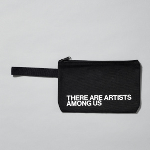 There Are Artists Among Us Pouch