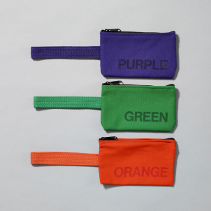 Secondary Color Pouch
