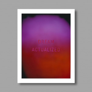 Radiant Human Dream Actualized Wall Decal