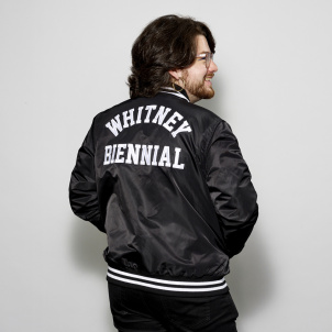 Whitney Biennial Stadium Jacket
