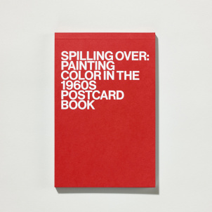 Spilling Over Postcard Book