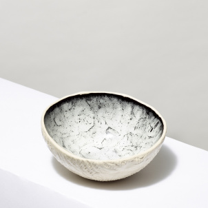 Andrea Zittel Marble Glazed Ceramic Bowl- Small