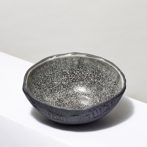 Andrea Zittel Speckle Glazed Ceramic Bowl- Medium
