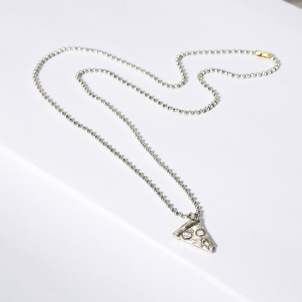 New York City Charm Long Necklace