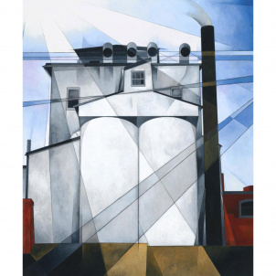Charles Demuth, My Egypt, medium (22.33 x 26 in.) print