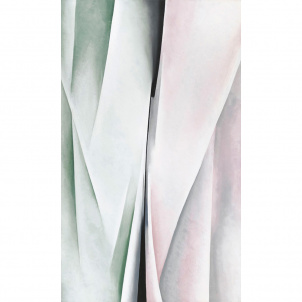 Georgia O'Keeffe, Abstraction, medium (26 x 17 in.) print