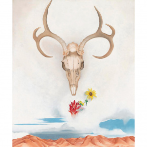 Georgia O'Keeffe, Summer Days, medium (26 x 22.33 in.) print
