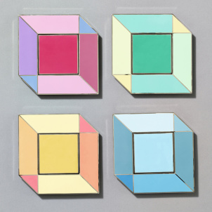 Large Cube Pin Set