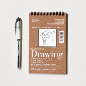 Jason Polan Sketchbook Set