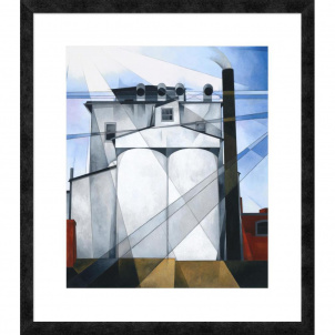Charles Demuth, My Egypt, medium (22.33 x 26 in.) print, unframed