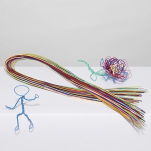 Twisteez Craft Sculpture Wire