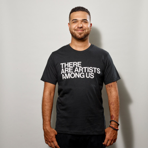 Artists Among Us T-shirt