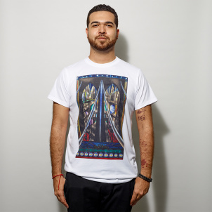 Joseph Stella Brooklyn Bridge T-Shirt