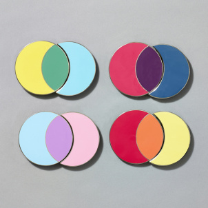 Large Circle Pin Set