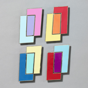 Large Rectangle Pin Set