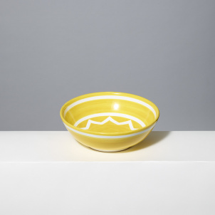 Sol Lewitt Star Serving Bowl - 10""